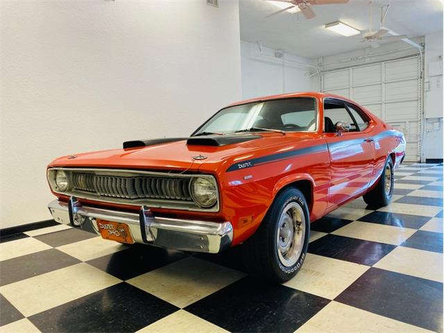 1971 Plymouth Duster (CC-1381206) for sale in Largo, Florida