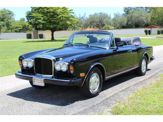 1995 Bentley Continental (CC-1380121) for sale in North Miami , Florida