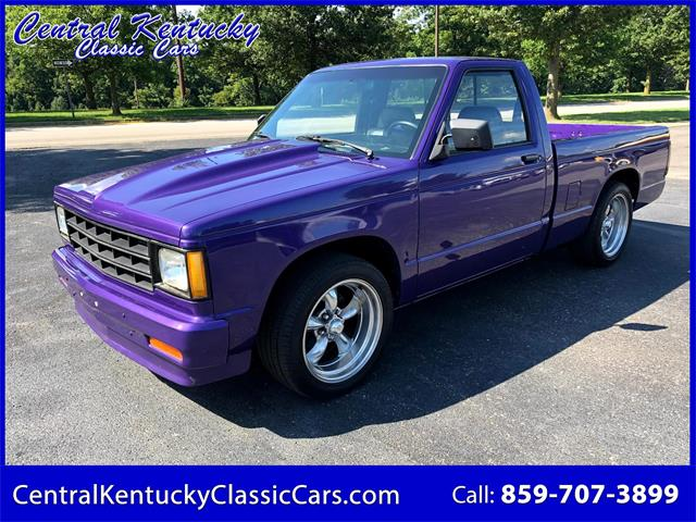 1986 Chevrolet S10 (CC-1381211) for sale in Paris , Kentucky