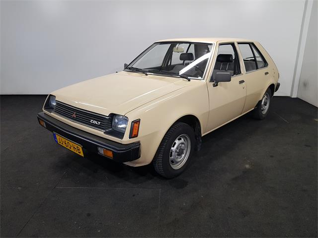 1983 Mitsubishi Colt (CC-1381212) for sale in Waalwijk, Noord-Brabant