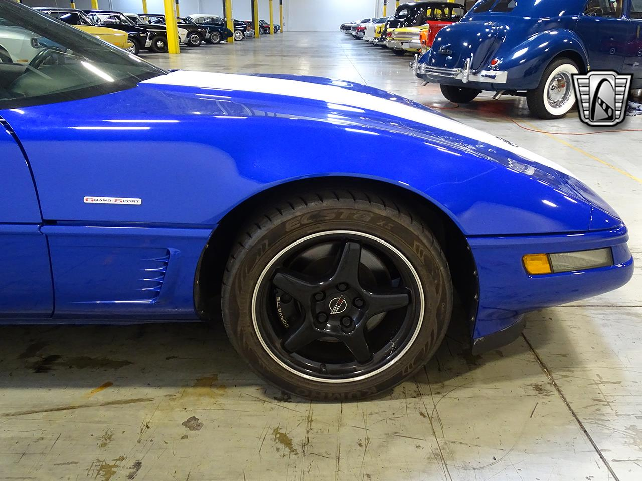 1996 Chevrolet Corvette (CC-1381232) for sale in O'Fallon, Illinois
