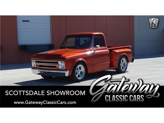 1971 Chevrolet C10 (CC-1381236) for sale in O'Fallon, Illinois