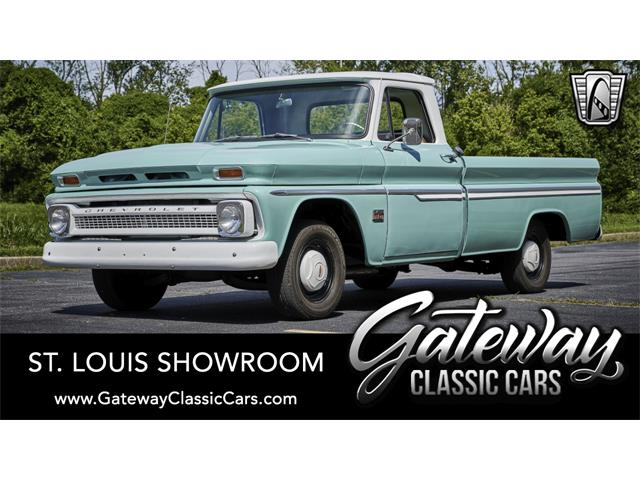 1966 Chevrolet C10 (CC-1381241) for sale in O'Fallon, Illinois