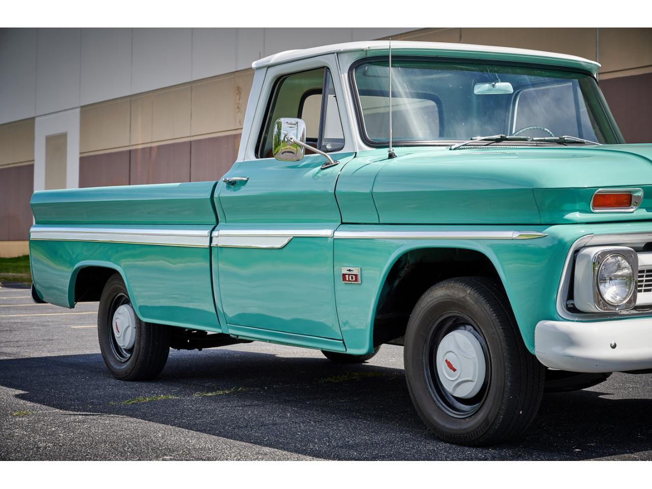 1966 Chevrolet C10 (CC-1381241) for sale in O'Fallon, Illinois