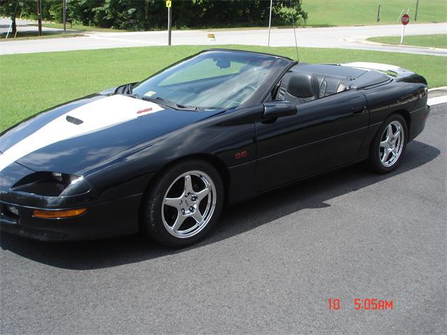 1996 Chevrolet Camaro SS Z28