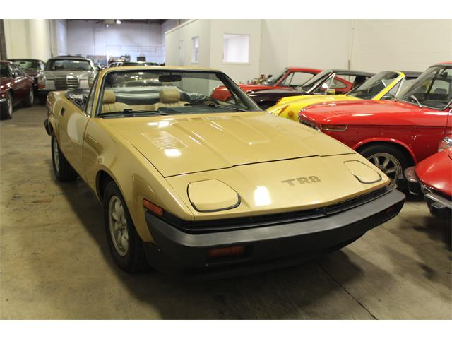 1980 Triumph TR8 (CC-1381253) for sale in cleveland, Ohio
