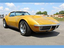1972 Chevrolet Corvette (CC-1380127) for sale in Belmont, Ohio