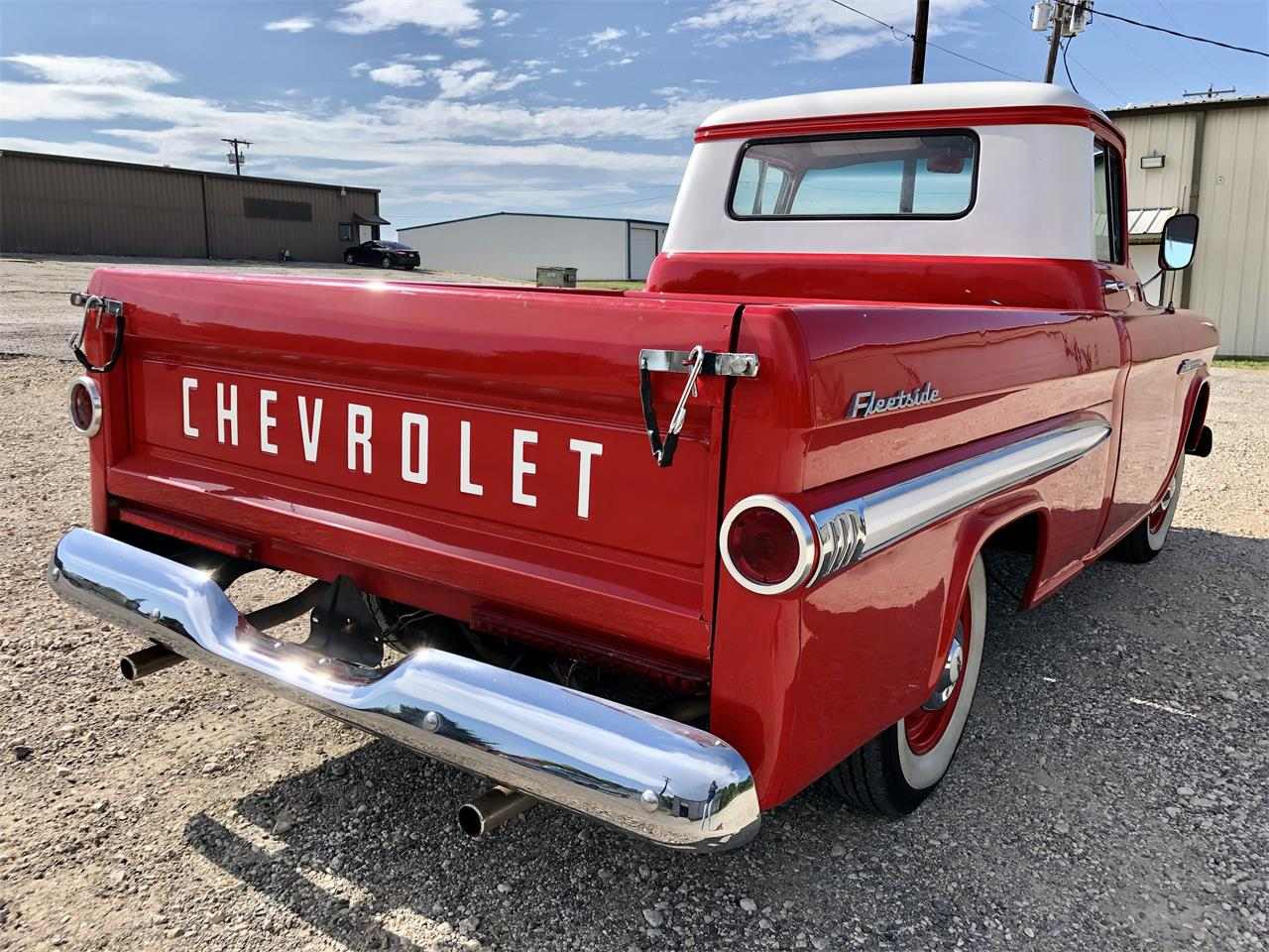 1955 Chevrolet 3100 (CC-1381285) for sale in Sherman, Texas