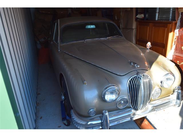 1963 Jaguar Mark II (CC-1381291) for sale in Westerly, Rhode Island