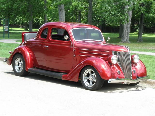 1935 Ford Model 48 (CC-1381292) for sale in Shaker Heights, Ohio