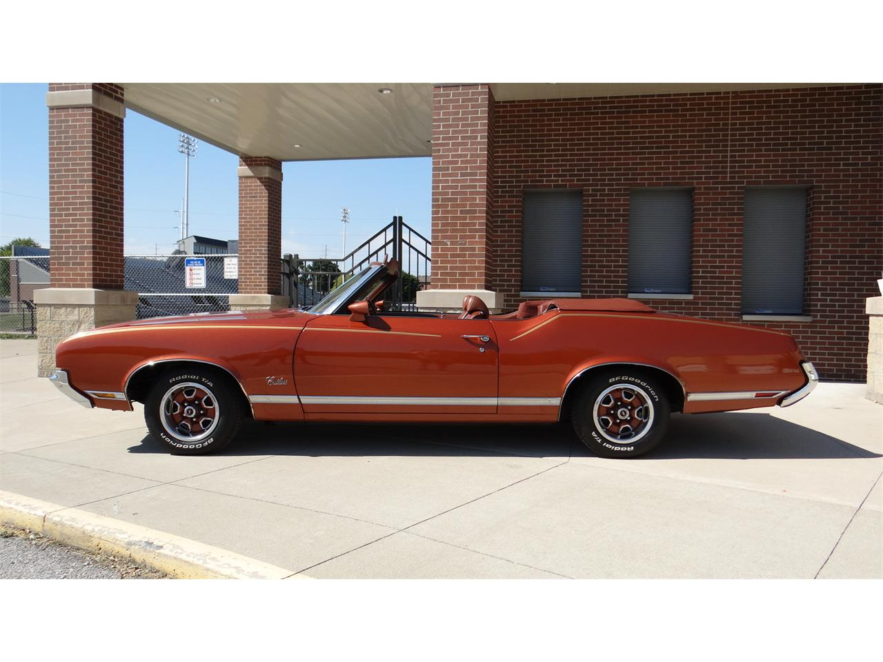 1971 Oldsmobile Cutlass Supreme (CC-1381297) for sale in Davenport, Iowa
