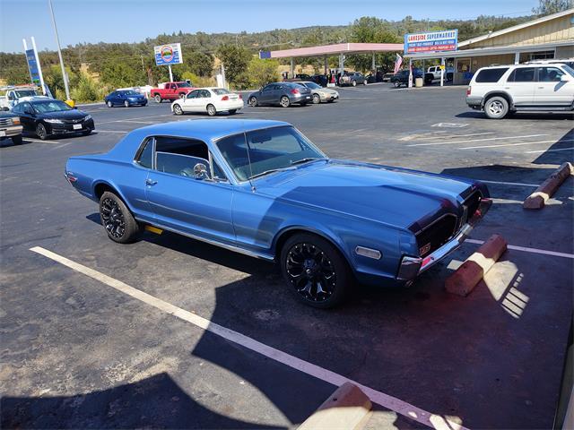 1968 Mercury Cougar (CC-1381300) for sale in Oroville, California