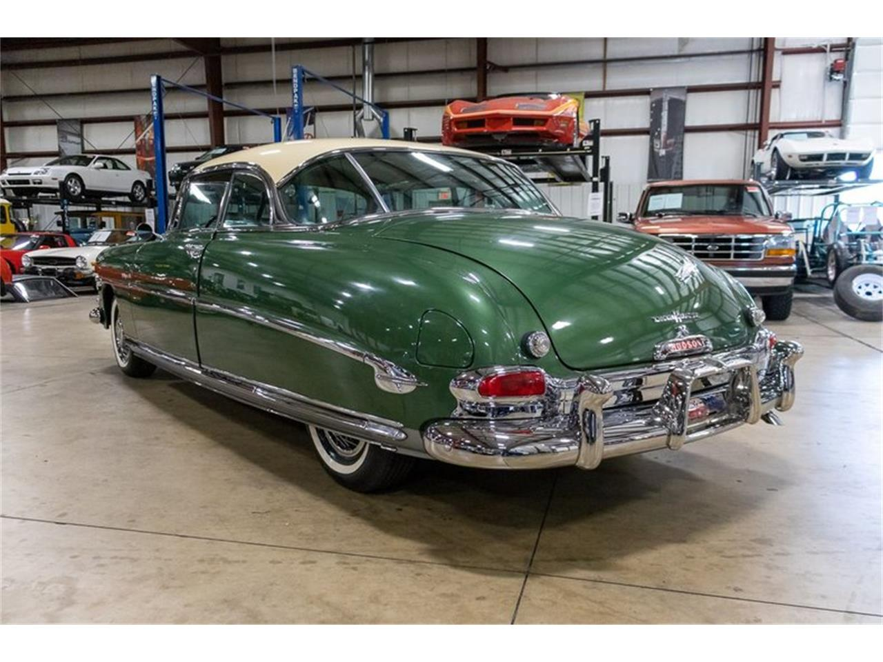 1953 Hudson Hornet (CC-1381308) for sale in Kentwood, Michigan
