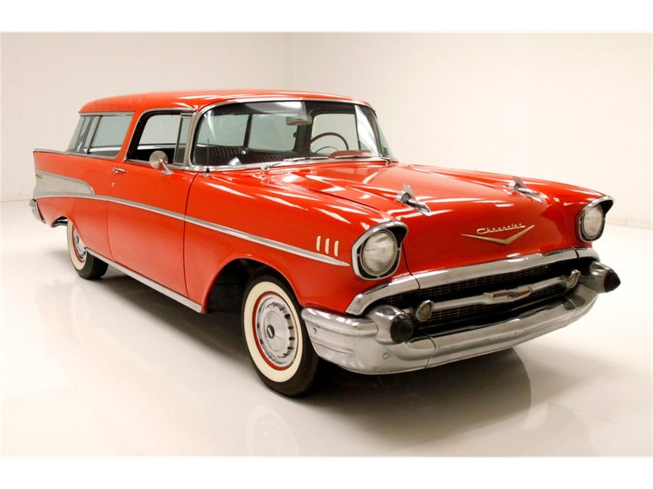 1957 Chevrolet Nomad (CC-1381319) for sale in Morgantown, Pennsylvania