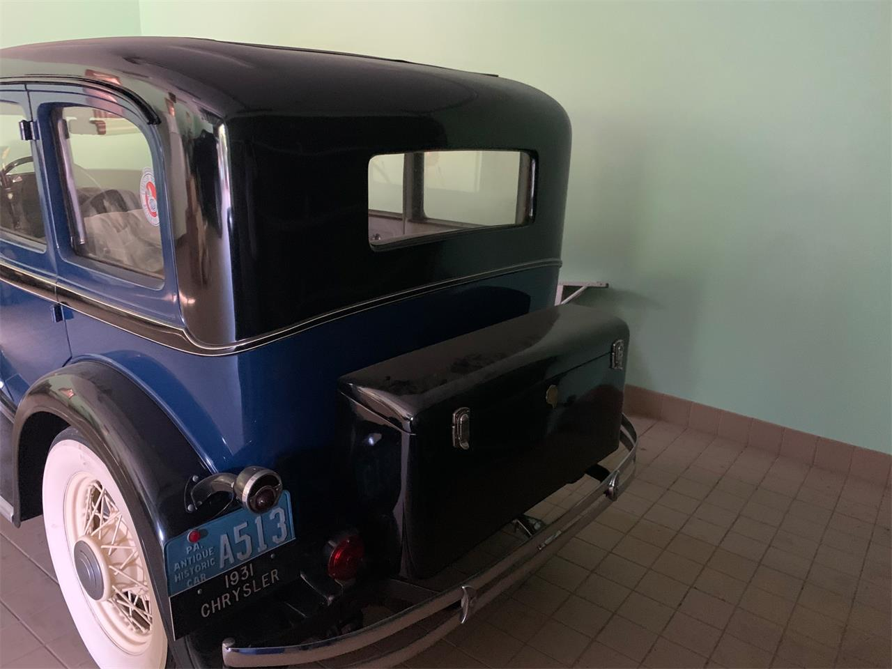 1931 Chrysler 4-Dr Sedan (CC-1380134) for sale in Moosic, Pennsylvania