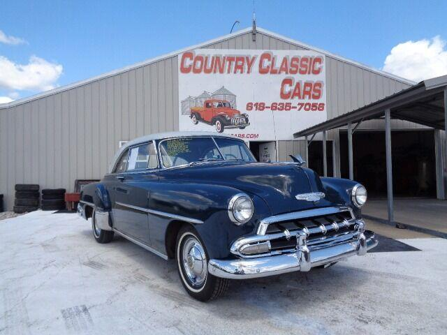 1952 Chevrolet Bel Air (CC-1381352) for sale in Staunton, Illinois