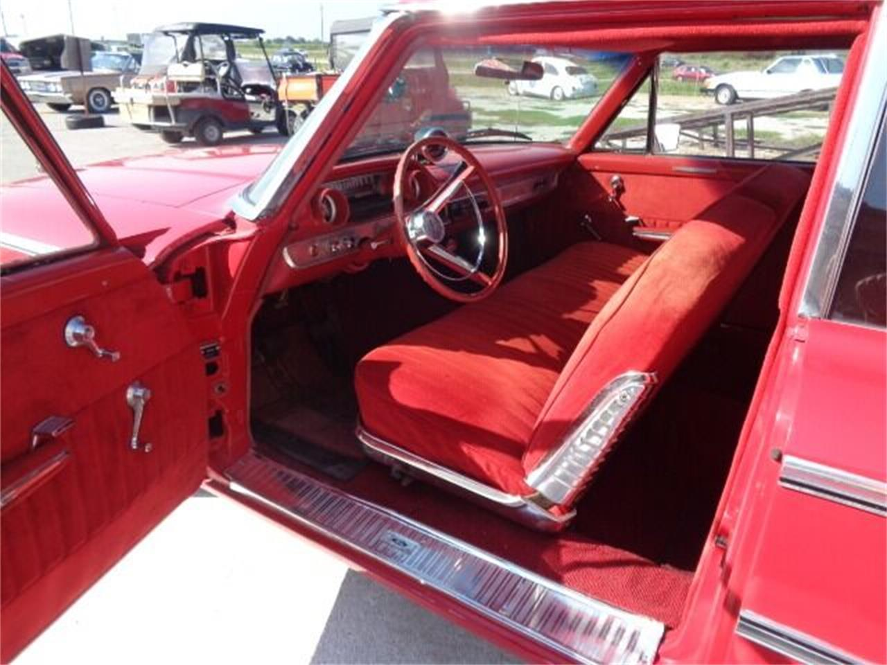 1963 Ford Galaxie 500 (CC-1381356) for sale in Staunton, Illinois