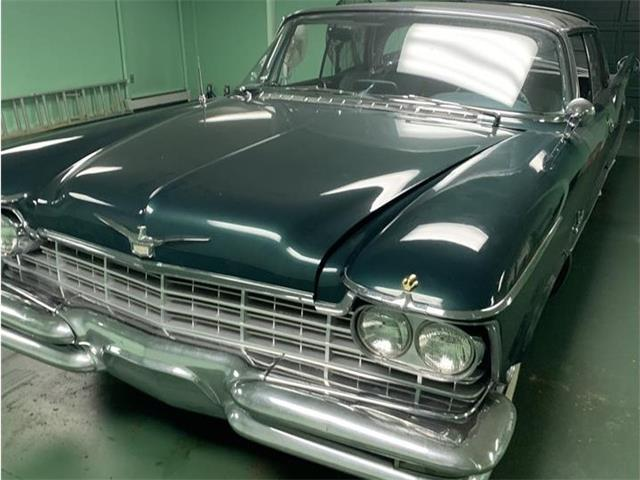 1957 Chrysler 4-Dr Sedan (CC-1380136) for sale in Moosic, Pennsylvania