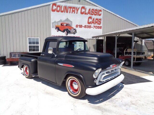 1957 Chevrolet 3100 (CC-1381360) for sale in Staunton, Illinois