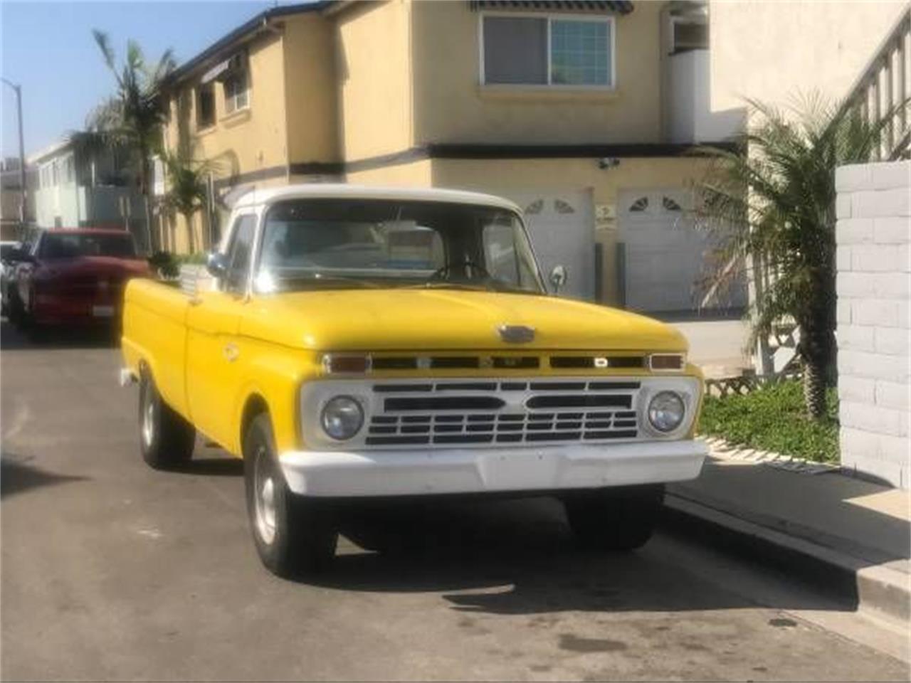 1966 Ford F250 (CC-1381365) for sale in Cadillac, Michigan