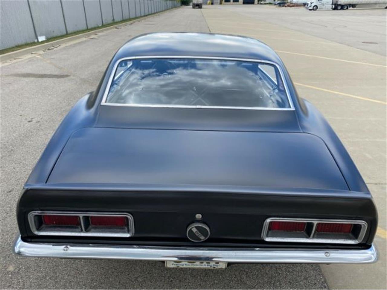 1968 Chevrolet Camaro (CC-1381368) for sale in Cadillac, Michigan