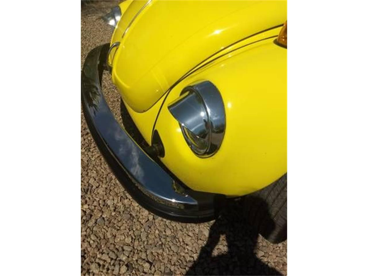 1974 Volkswagen Beetle (CC-1381369) for sale in Cadillac, Michigan