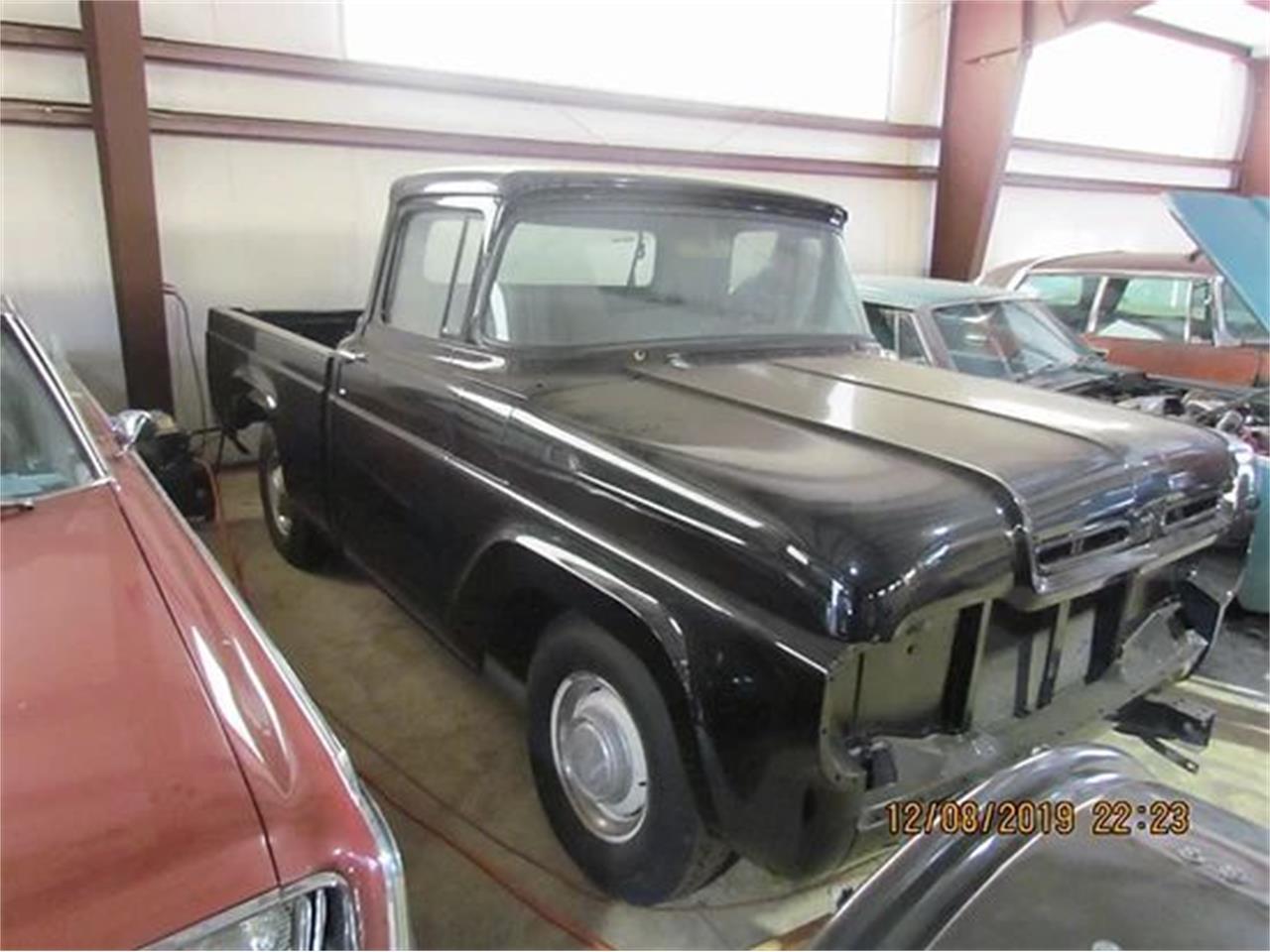 1960 Ford F100 (CC-1381370) for sale in Cadillac, Michigan