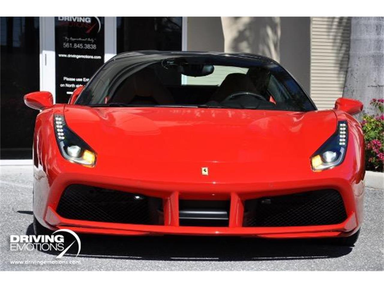 2017 Ferrari 488 Spider (CC-1381371) for sale in West Palm Beach, Florida