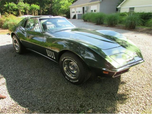 1969 Chevrolet Corvette (CC-1381372) for sale in Cadillac, Michigan