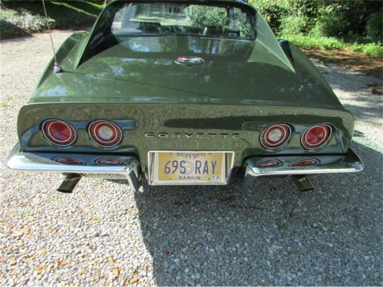 1969 Chevrolet Corvette (CC-1381372) for sale in Cadillac, Michigan