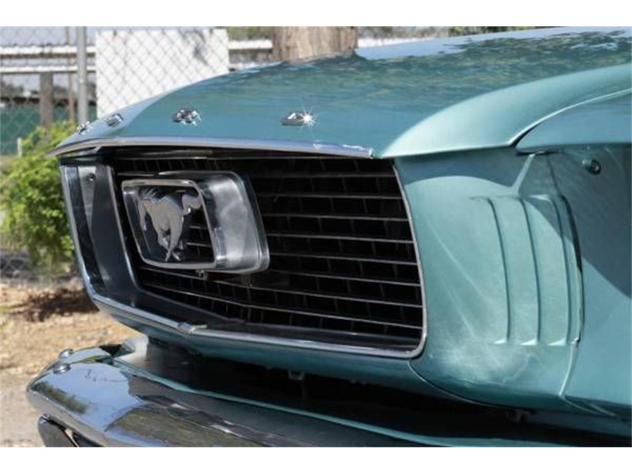 1966 Ford Mustang (CC-1381376) for sale in Cadillac, Michigan