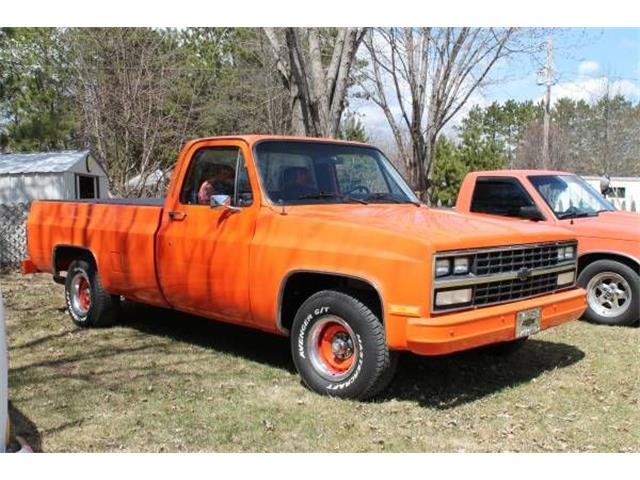 1985 Chevrolet C10 (CC-1381383) for sale in Cadillac, Michigan