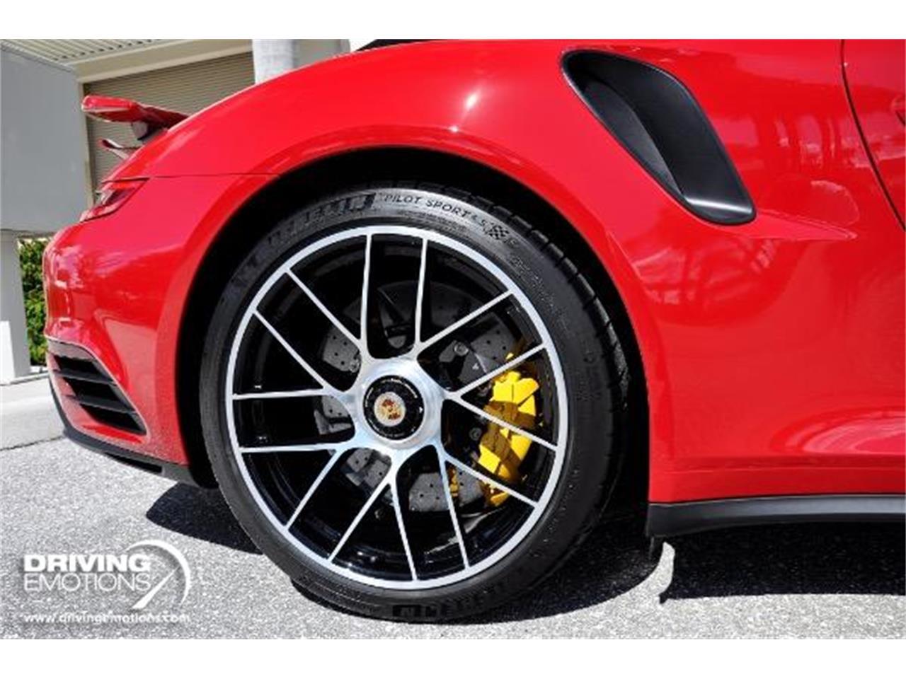 2019 Porsche 911 Turbo (CC-1381387) for sale in West Palm Beach, Florida