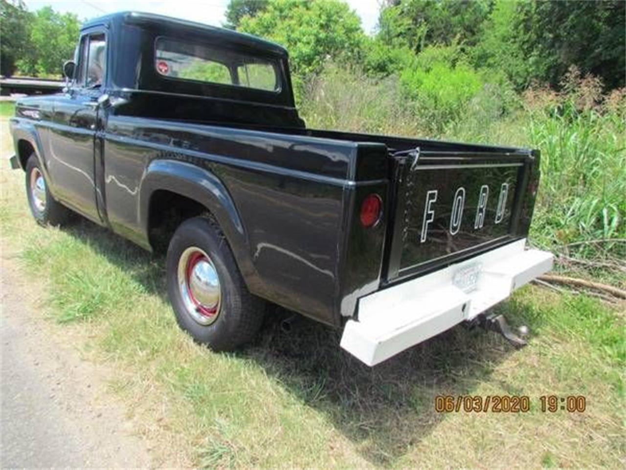 1960 Ford F100 (CC-1381388) for sale in Cadillac, Michigan