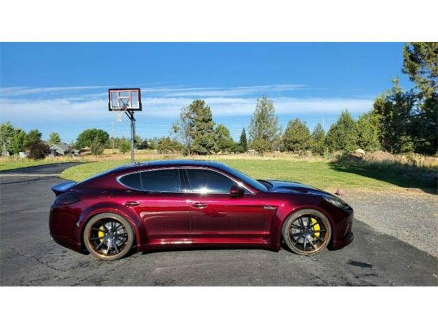 2010 Porsche Panamera (CC-1381392) for sale in Cadillac, Michigan