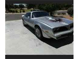 1978 Pontiac Firebird Trans Am (CC-1381395) for sale in Cadillac, Michigan