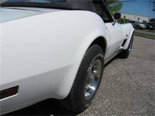 1975 Chevrolet Corvette (CC-1381396) for sale in Cadillac, Michigan