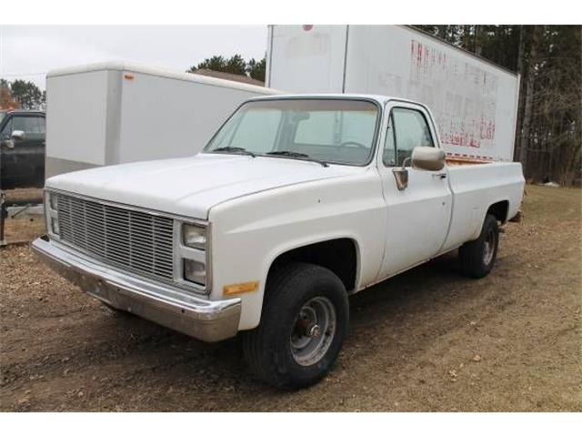 1986 Chevrolet K-10 (CC-1381397) for sale in Cadillac, Michigan
