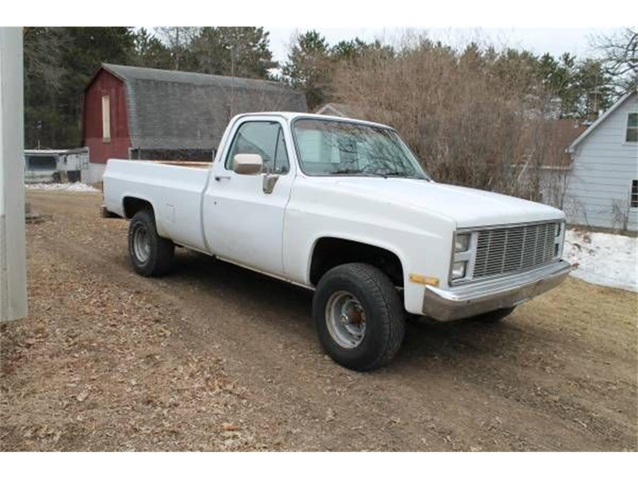 1986 Chevrolet K-10 (CC-1381397) for sale in Cadillac, Michigan