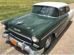 1955 Chevrolet Bel Air (CC-1381403) for sale in Cadillac, Michigan