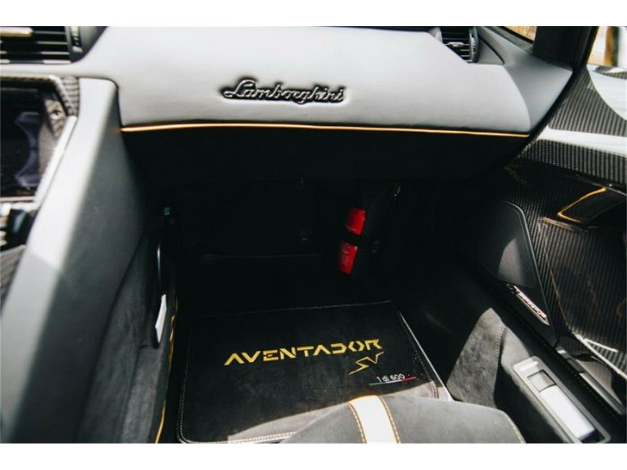 2016 Lamborghini Aventador (CC-1381409) for sale in Cadillac, Michigan