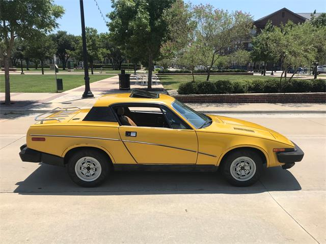 1979 Triumph TR7 (CC-1380141) for sale in Rowlett, Texas