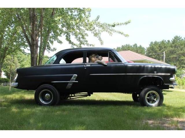 1953 Ford Customline (CC-1381423) for sale in Cadillac, Michigan