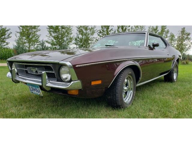1971 Ford Mustang (CC-1381425) for sale in Cadillac, Michigan
