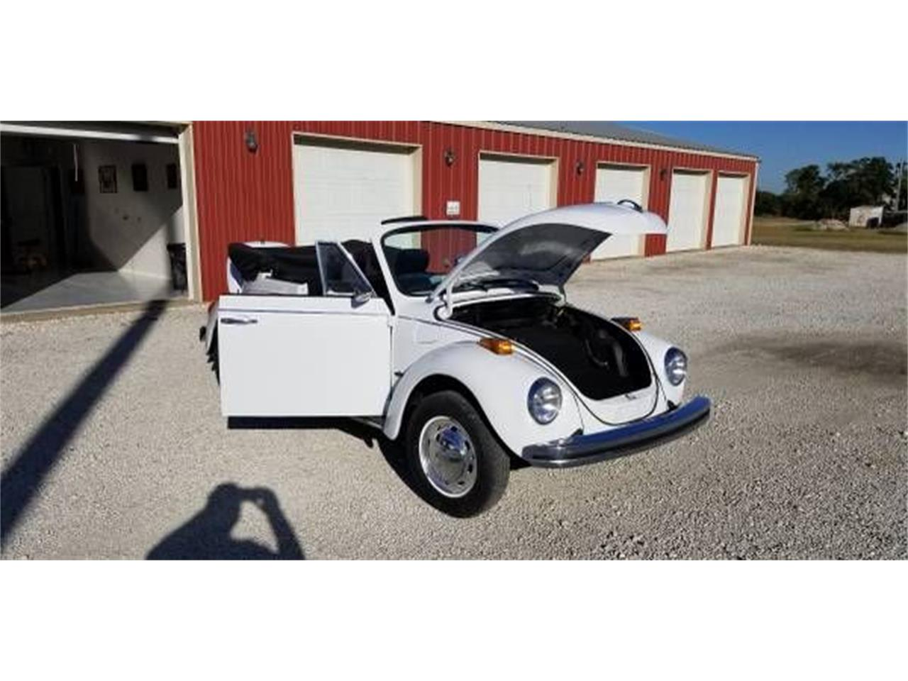 1976 Volkswagen Super Beetle (CC-1381430) for sale in Cadillac, Michigan