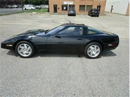 1990 Chevrolet Corvette (CC-1381448) for sale in Cadillac, Michigan