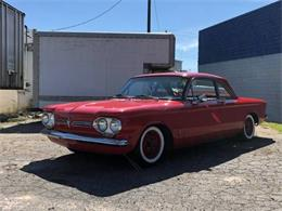 1962 Chevrolet Corvair (CC-1381450) for sale in Cadillac, Michigan