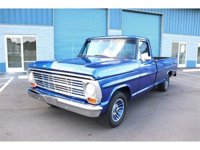 1969 Ford F100 (CC-1381451) for sale in Cadillac, Michigan