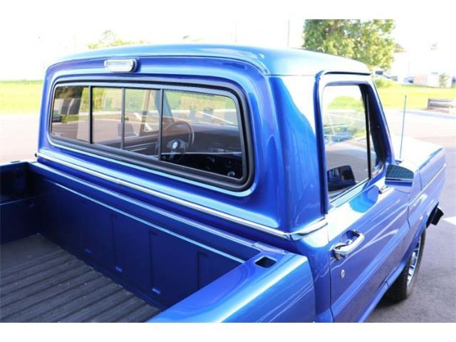 1969 Ford F100 (CC-1381451) for sale in Cadillac, Michigan
