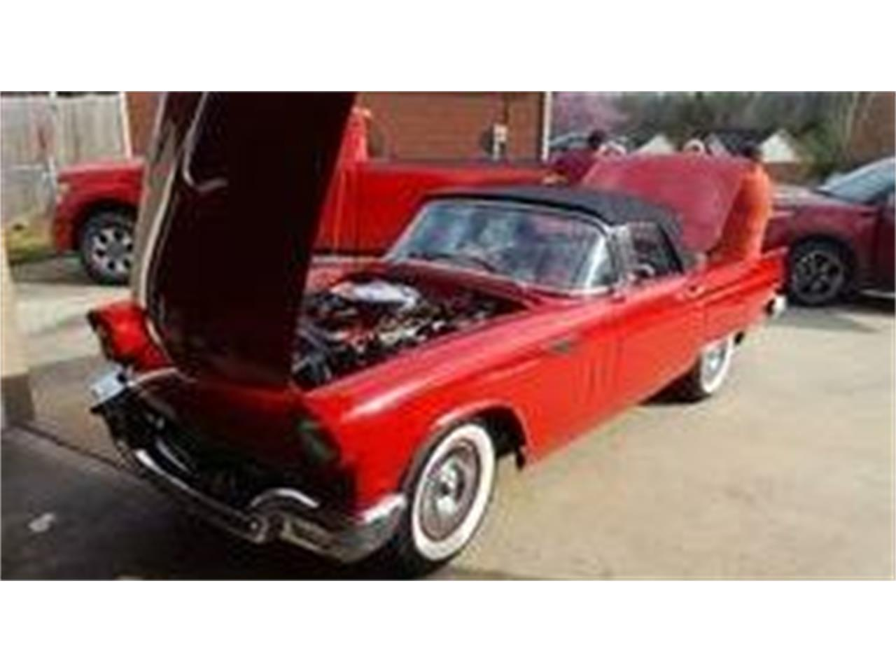 1957 Ford Thunderbird (CC-1381452) for sale in Cadillac, Michigan